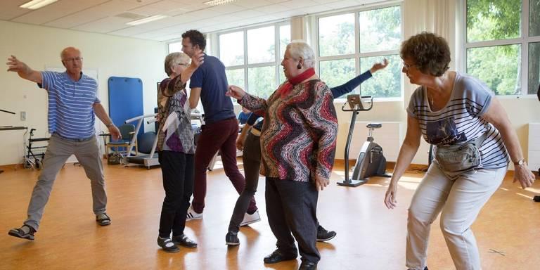 Dansen helpt Parkinsonpatiënt