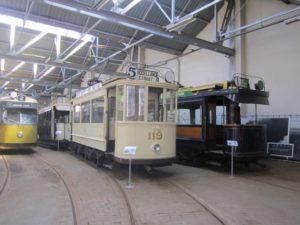 Rotterdamse Trammuseum naar Goud voor Oud in Capelle