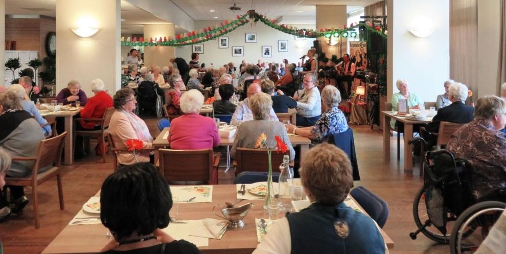 Lentefeest met Rotary Capelle en de Zonnebloem